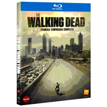 Pack The Walking Dead (1ª Temporada) (Formato Blu-Ray) - Exclusiva Fnac