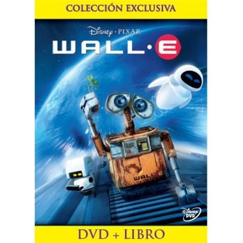 Wall-E + Libro - Exclusiva Fnac