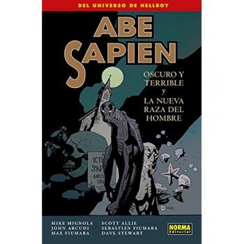Abe sapiens 3-oscuro y terrible y l