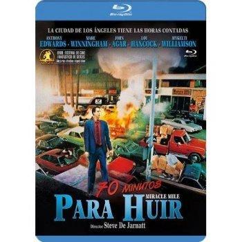 70 minutos para huir - Blu-Ray