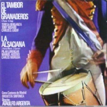 El tambor de granaderos / La alsaciana - Chapí / Guerrero