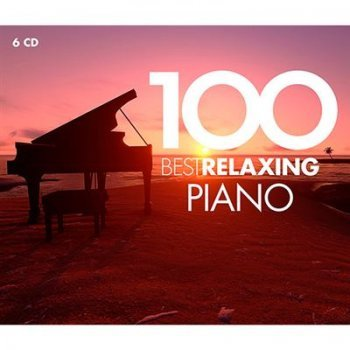 100 best relaxing piano (6cd)