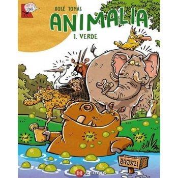 Animalia 1. verde