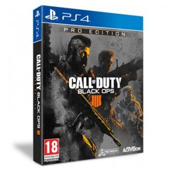 Call Of Duty: Black OPS 4 Pro PS4