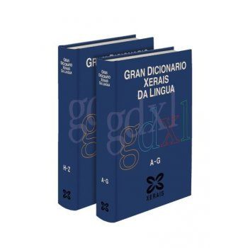 Gran dicionario xerais da lingua ob