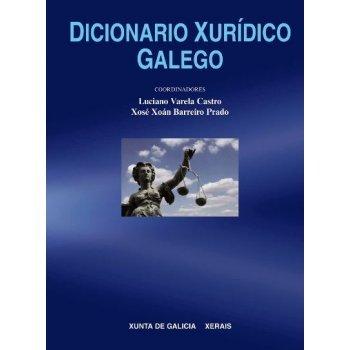 Dicionario xuridico galego