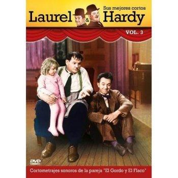 Pack Laurel y Hardy - Sus mejores cortos Vol. 3 - DVD