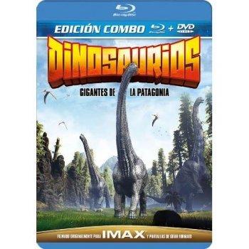 Dinosaurios gigantes de la Patagonia - DVD + Blu-Ray