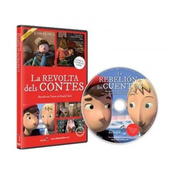 La revolta dels contes - DVD