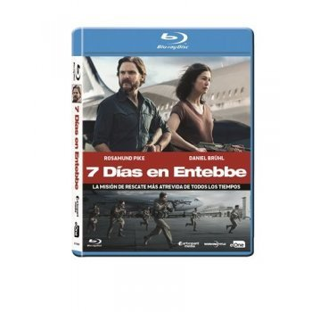 7 días en Entebbe - Blu-Ray