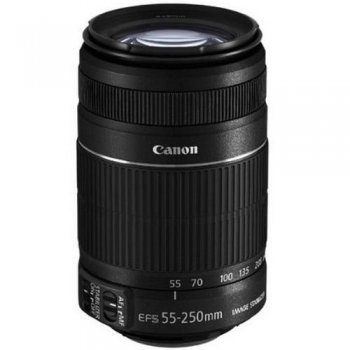 Objetivo Canon EF-S 55-250 IS STM