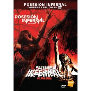 Pack Posesión infernal (1981 - 2013) - Exclusiva Fnac - DVD
