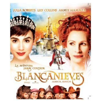 Blancanieves (Mirror, Mirror) - Blu-Ray