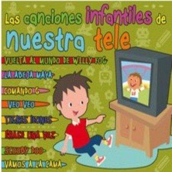 Canciones infantiles nuestra tele