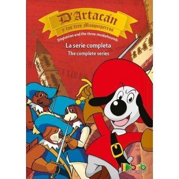 Pack D' Artacán y los tres mosqueperros (Serie completa)