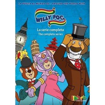 Pack La vuelta al mundo de Willy Fogg (Serie completa)