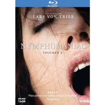 Nymphomaniac (Volumen 2) (Formato Blu-Ray)