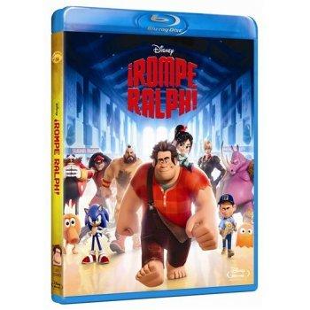 ¡Rompe Ralph! (Formato Blu-Ray)