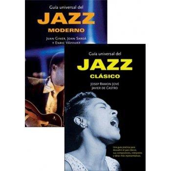 Guía universal del jazz clásico y moderno. Estuche