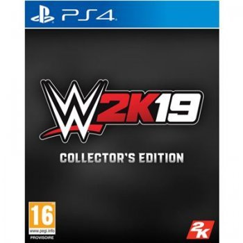 WWE 2K19 - Collector's Edition - PS4