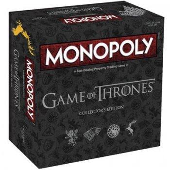 Monopoly Juego de tronos Ed Coleccionista