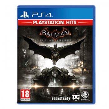 Batman Arkham Knight Hits PS4