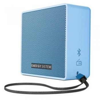 Altavoz Bluetooth Energy Sistem Music Box 1+ Azul