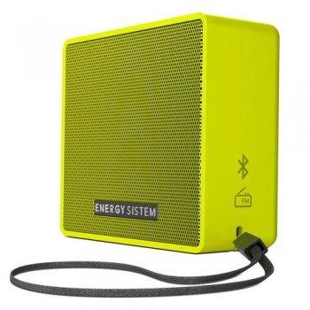 Altavoz Bluetooth Energy Sistem Music Box 1+ Verde
