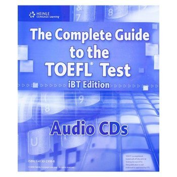 Complete guide toefl ibt aud cd 13