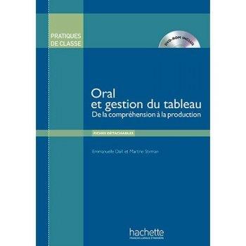 Oral et gestion du tableau+dvd