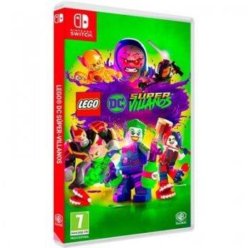 LEGO DC Supervillanos Nintendo Switch