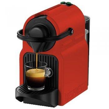 Cafetera Nespresso Krups Inissia Roja
