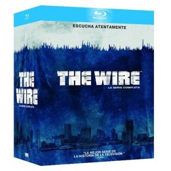 Pack The Wire (Bajo escucha)  - Serie completa - Blu-Ray