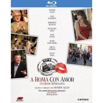 A Roma con amor - Blu-Ray