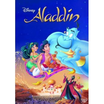 Aladdín - DVD