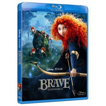 Brave (Indomable) (Formato Blu-Ray)