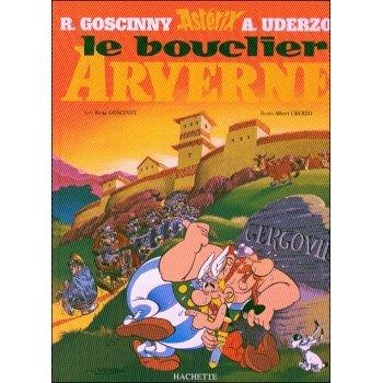 Asterix 11. Le bouclier arverne