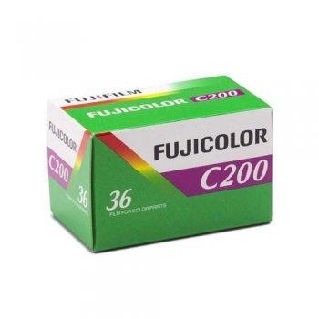Fujifilm C200 135/36 Color