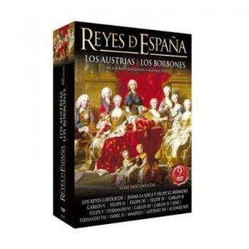 Pack Reyes de España. Austrias y Borbones