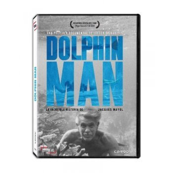 Dolphin Man VOS - DVD