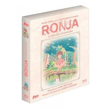 Ronja, la hija del bandolero - Blu-Ray