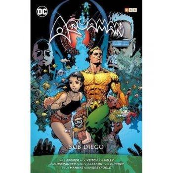 Aquaman-subdiego 1-dc