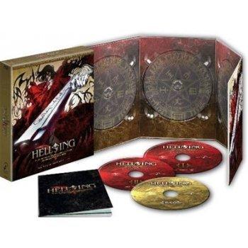 Hellsing Ultimate - Serie Completa Edición coleccionista Blu-Ray