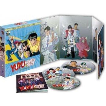Yu Yu Hakusho Box 4 La Saga de la Cinta Negra - Ep. 67 a 94 - Blu-Ray