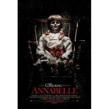 Annabelle - Ed. Halloween - DVD