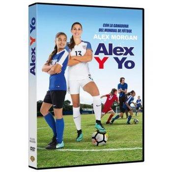 Alex y yo - DVD