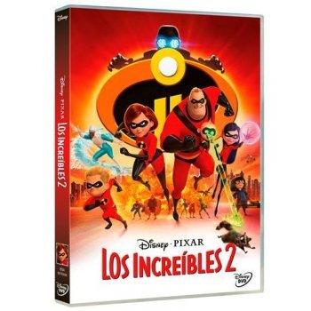 Los Increíbles 2 - DVD