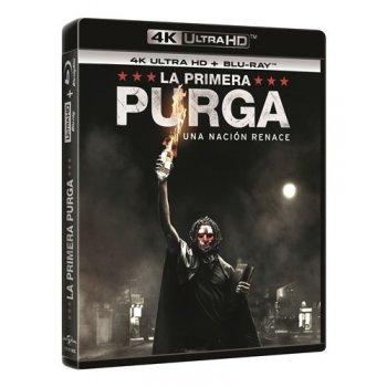 La primera purga: Una nación renace - UHD + Blu-Ray