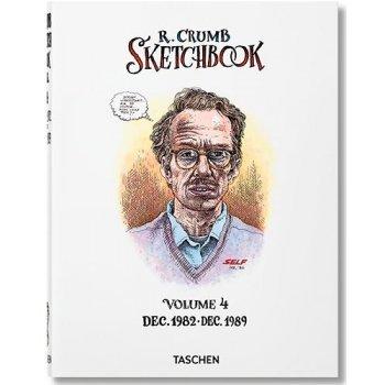 Crumb sketchbook 4 dec 1982 dec1989