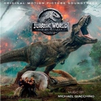 Jurassic World: Fallen Kingdom BSO - 2 Vinilos
